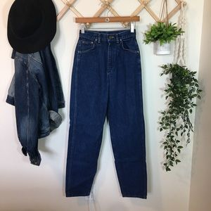Lee | Vintage High Waisted Mom Jeans P303